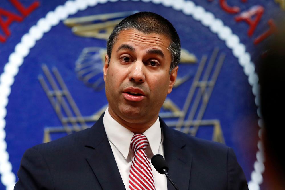 FCC's Ajit Pai Blames Former CIO for Bogus 'DDoS' Attack Claims—Also Obama - Read More from Gizmodo