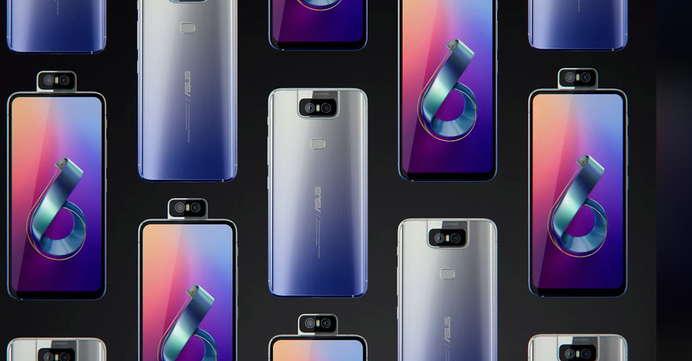 Asus' $499 ZenFone 6 has a flip-up camera and a giant battery - Read More from Techcrunch