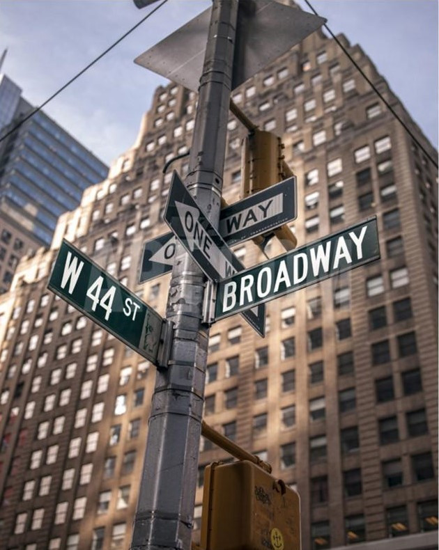 Street Signs in New York City now $14.99 - available at Art.com