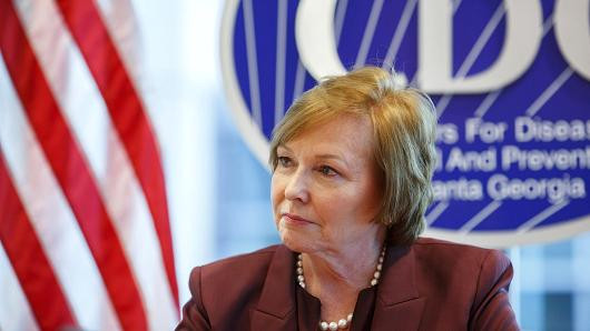 Dr. Brenda Fitzgerald, head of the Centers for Disease Control and Prevention, resigns amid tobacco stock controversy - Read More from CNBC