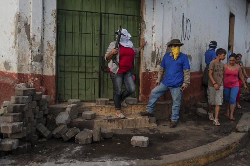 Nicaraguan forces violently retake symbolic city - Read More from Associated Press