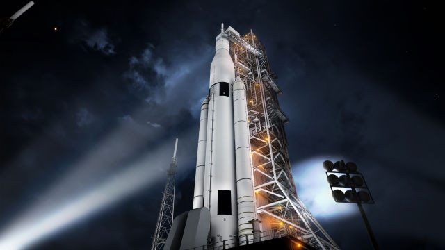New White House budget spells trouble for NASA's SLS rocket - Read More from Ars Technica