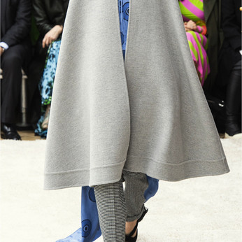 Ponchos; Capes & Wraps For The Mid Fall & Early Winter Season