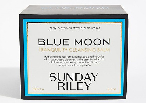 Sunday Riley Blue Moon Cleansing Balm $50