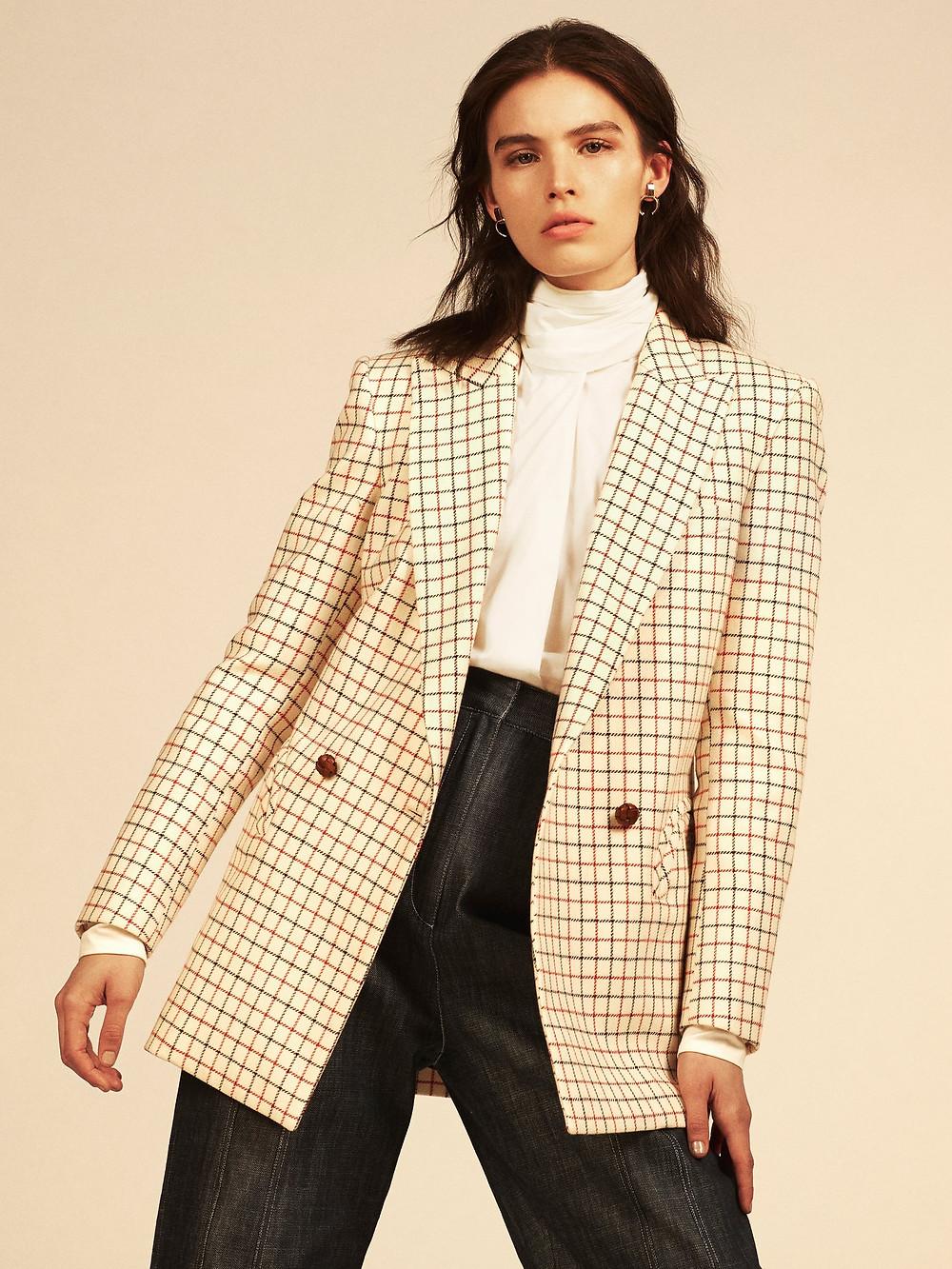 Blazé Milano Hello Dandy Everyday checked blazer $725