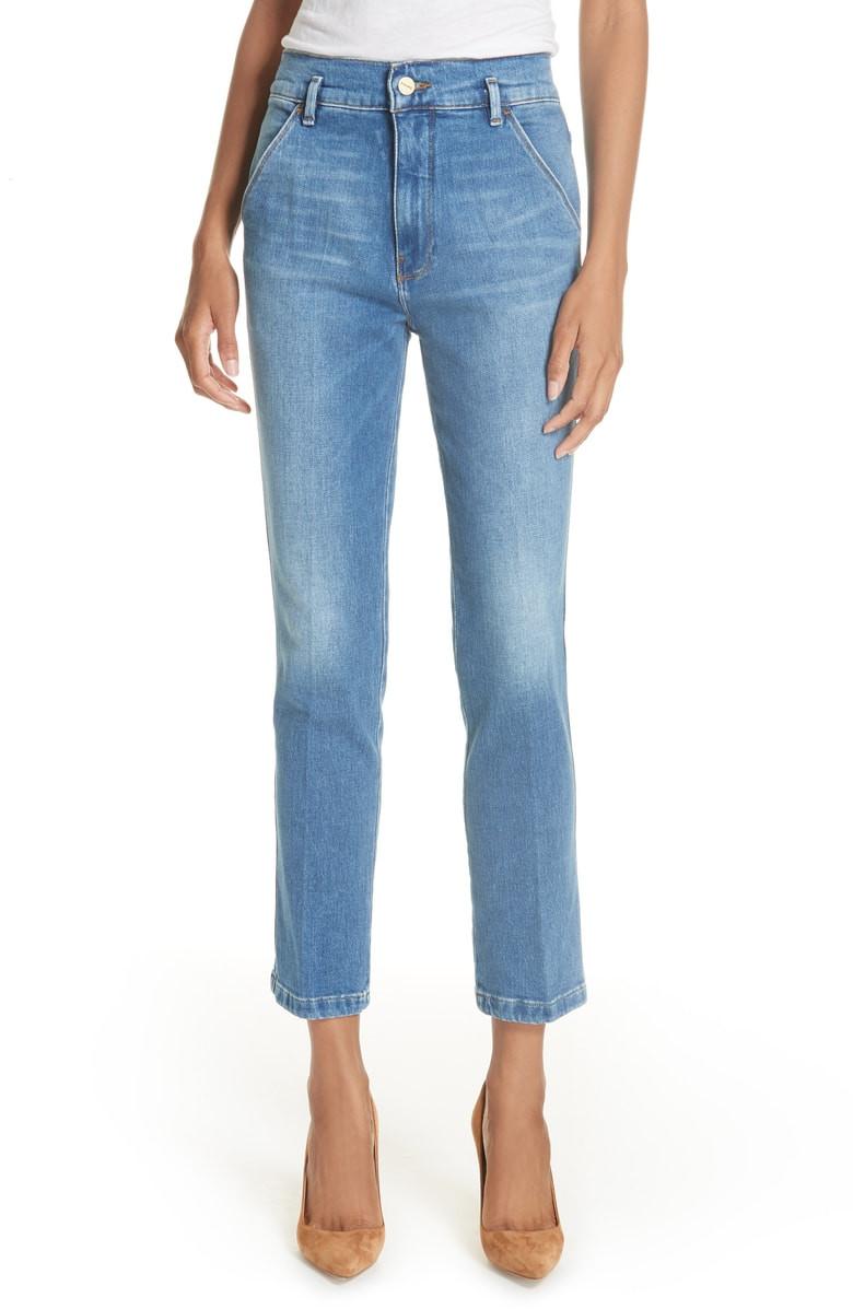 Frame Le Slender Straight Leg Jeans $173.90