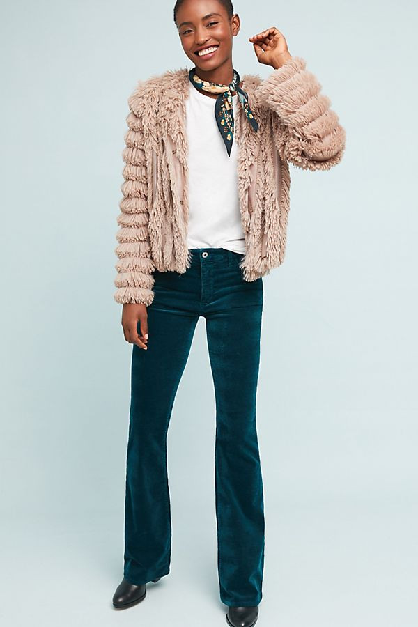 Greylin Faux Fur Jacket $148