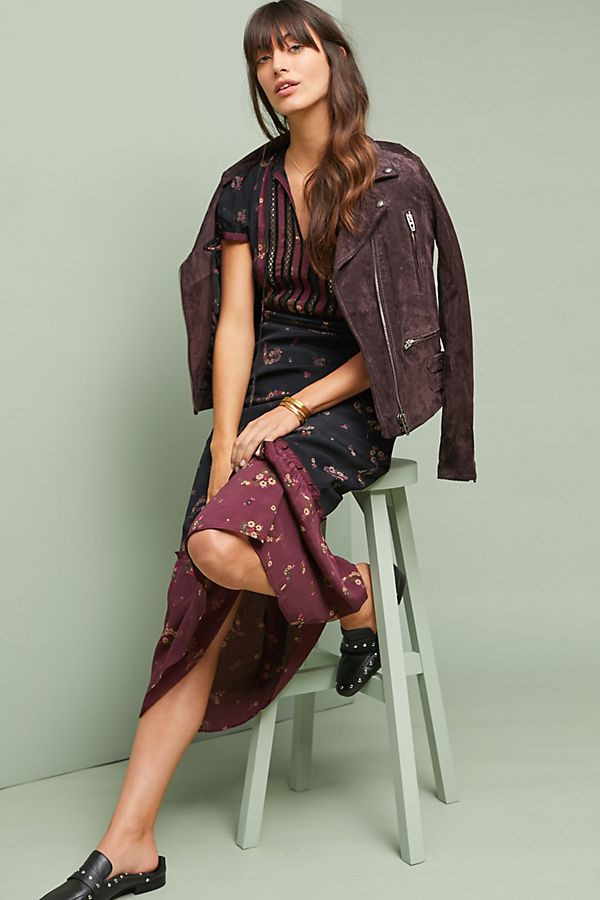 Keep In Touch Patricia Patchwork Dress $188