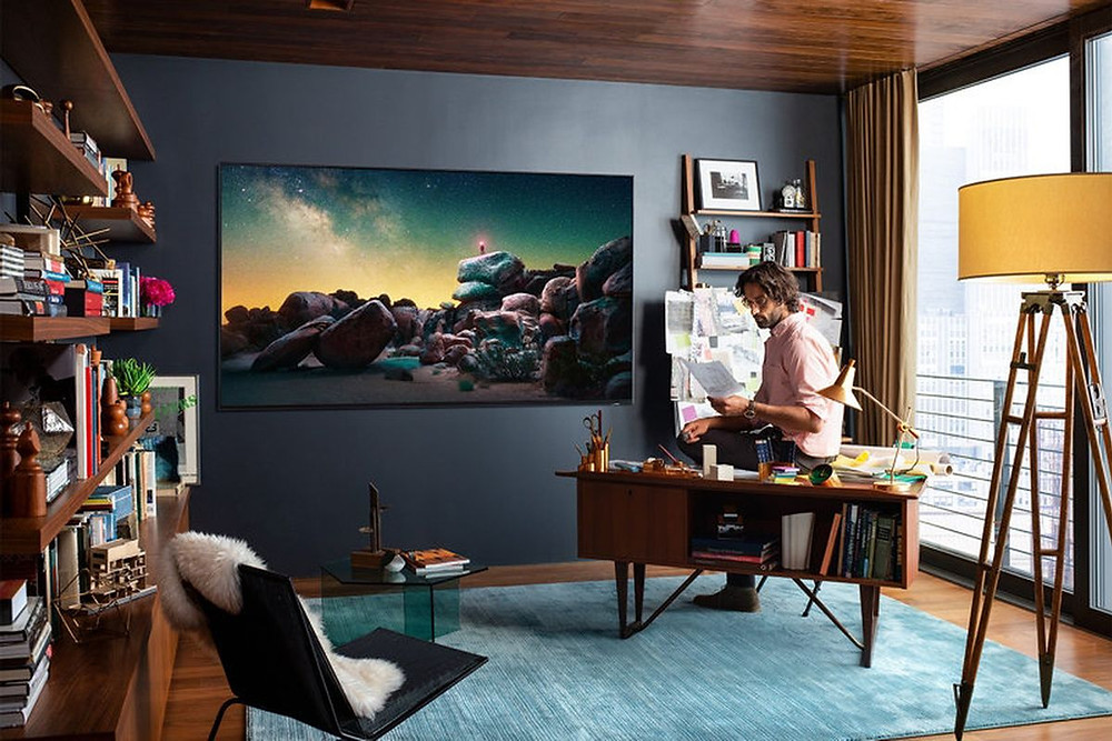 Samsung's 85-inch 8K TV will go on sale for $15,000 - Read More from The Verge