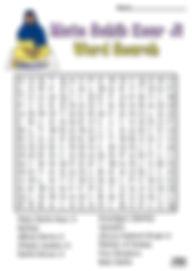 Mata Sahib Kaur Ji Vaisakhi 1699 History Khalsa Amrit Ceremony Guru Gobind Singh Ji Fun Activity Sheet Word Serch