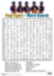 Panj Pyare Vaisakhi 1699 History Khalsa Amrit Ceremony Guru Gobind Singh Ji Fun Activity Sheet Word Search