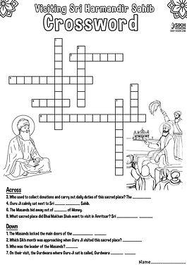 Amritsar Crossword.jpg