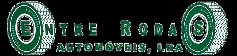 Logotipo Entre rodas lda