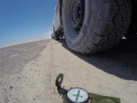 Testamos o Pneu Grabber ATX da General Tire no Rally da Conti