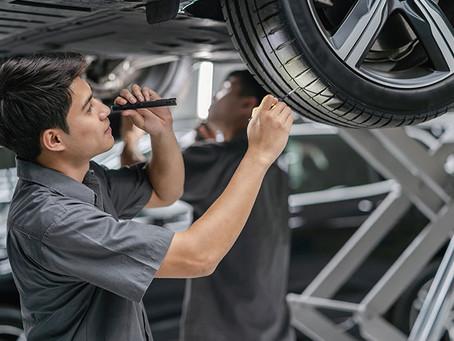 8 Dicas para evitar o desgaste dos pneus