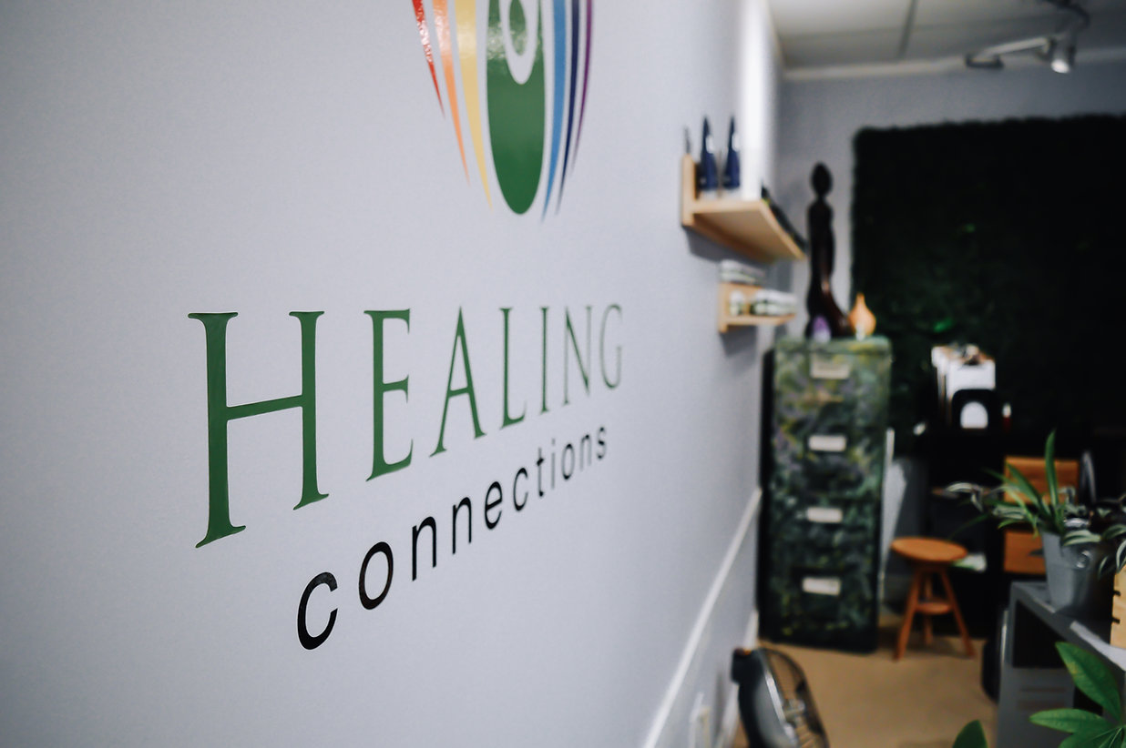 healing connections wellness centre downtown edmonton massage therapy