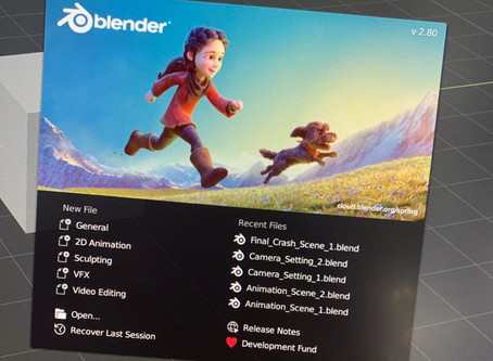 Blender 2.8 is here!