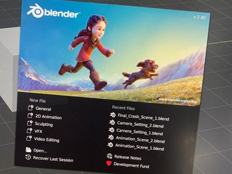 Blender 2.8 is here!