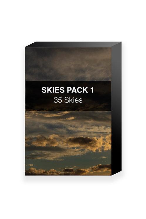 Richard Wood Skies Pack 1