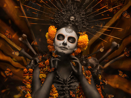 Day of the Dead - The Process