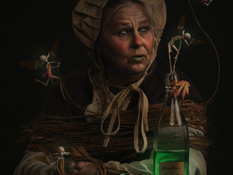 GREEN FAIRY | ABSINTHE - Composite Breakdown
