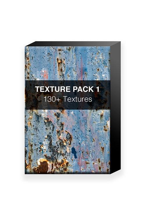 Richard Wood 120+ Found Texture Pack