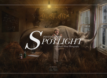 SPOTLIGHT PHOTOGRAPHER with Sue Bryce Education.