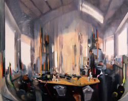 Racheli's studio