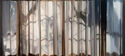 Long curtain