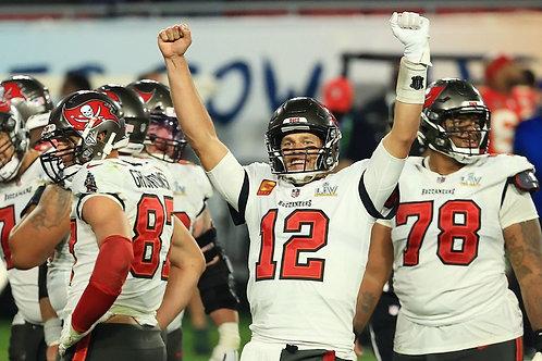 NFL Full Season thru Super Bowl + Futures
