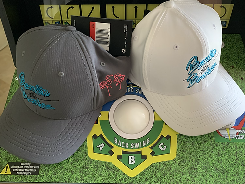 BTB Nike Classic99 DriFit Hat Gray