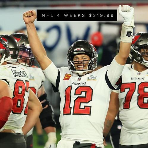 NFL 4 Weeks