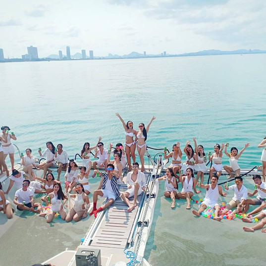 Group photo on yacht trampoline.jpg