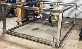 frame fabrication
