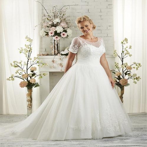 Vestido De Noiva Significado Plus Size
