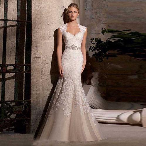 Vestido De Noiva Sereia Satisfatória