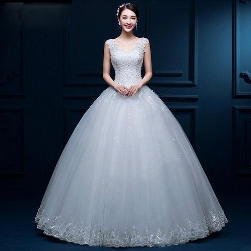 Vestido De Noiva Princesa Ideal