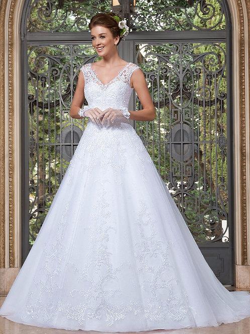 Vestido De Noiva Princesa Domínio