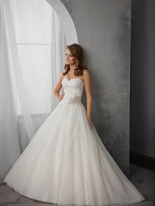 Vestido De Noiva Tomara Que Caia Grandioso