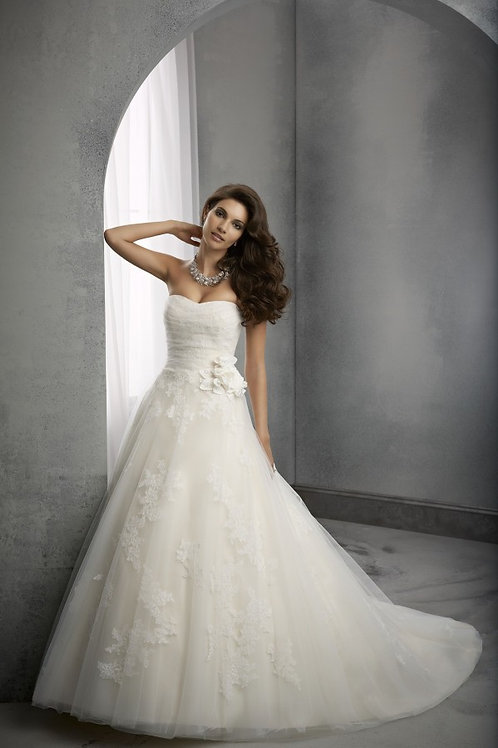 Vestido De Noiva Tomara Que Caia Mistério