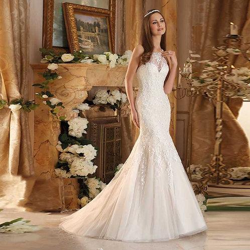 Vestido De Noiva Sereia Poder