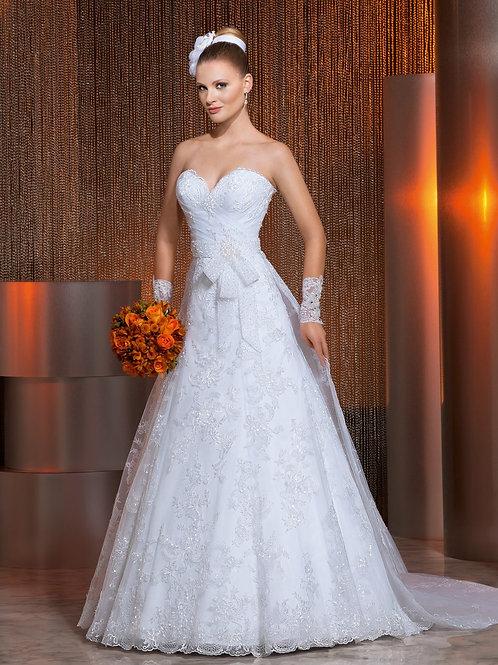 Vestido De Noiva Tomara Que Caia Formidável