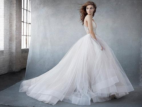 Vestido De Noiva Fantástico Princesa
