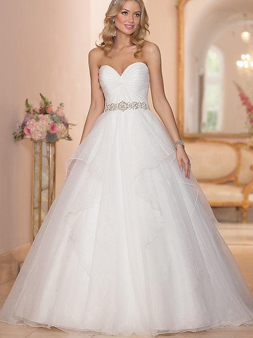 Vestido De Noiva Saudade Tomara Que Caia