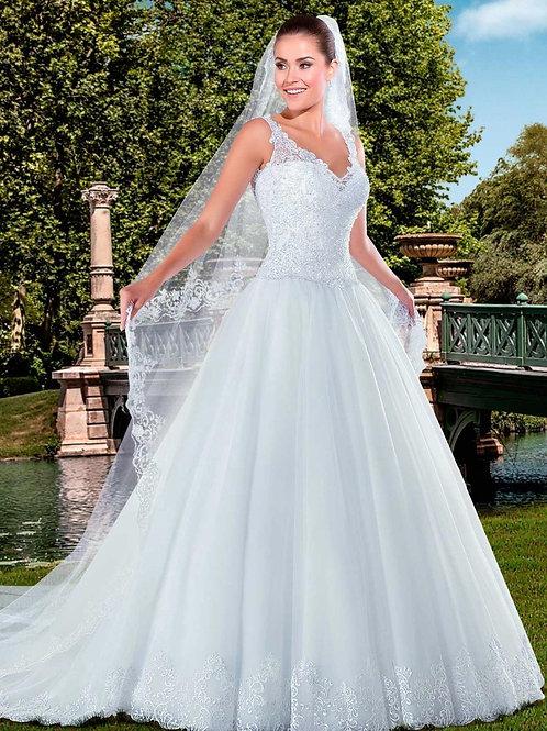 Vestido De Noiva Princesa Vocação