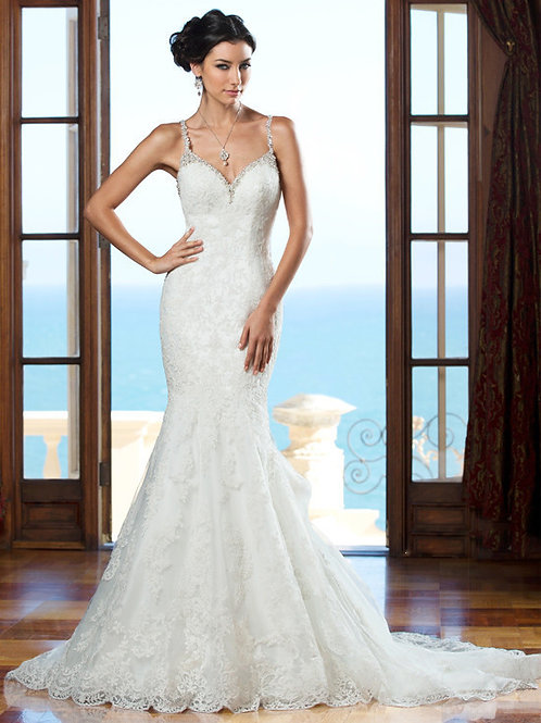 Vestido De Noiva Sereia Destino