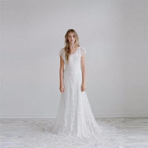 Vestido De Noiva Cortês