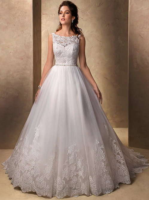 Vestido De Noiva Princesa Famosa