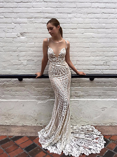 Vestido De Noiva Sereia Com Renda 2017 Impressionante