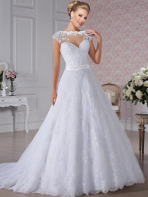 Vestido De Noiva Princesa Revérbero